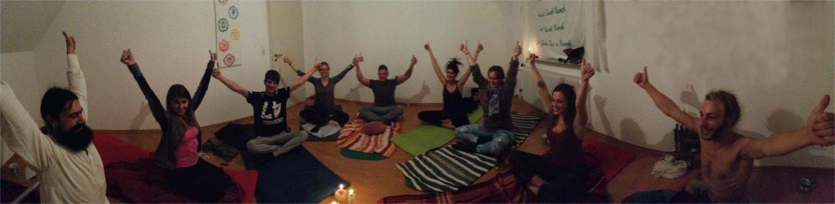 Yogakurs in Willstätt dienstags und mittwochs