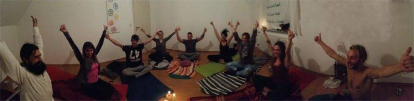 Yogagruppe Legelshurst